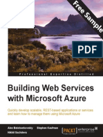 Building Web Services with Microsoft Azure - Sample Chapter