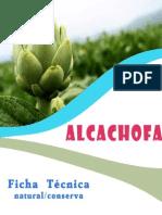 Alcachofa- Ficha Técnica Expo