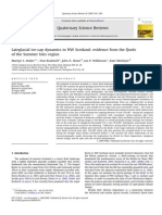 Research Article in geoscience
