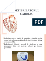Defibrilatorul Cardiac