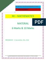 12th Maths_Ch 1 & 2