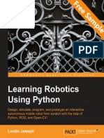 Learning Robotics Using Python - Sample Chapter