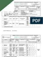 EXW-P015-0000-QM-LNT-IT-00066 Rev CA