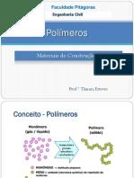 Aula - Polímeros 1
