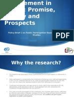 Policy Brief Powerpoint Presentation