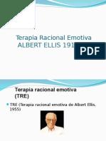Terapia Albert Ellis