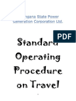 Travel Management Manual