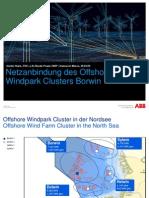 ABB Borwin Cluster HVDC Link
