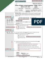 Adcs-Adl Mci v1 Annotated Crf