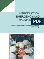 Introduction - Trauma i