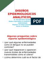 8 Diseños Epidemiologicos Analiticos
