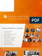 Presentation (Review Internship) Healthcare