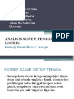 PPT Analisis Sistem Tenaga Listrik
