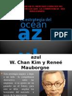 La Estrategia Del Océano Azul