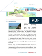 Ustek FS & RTT Pelabuhan Pulau Berhala_DWR