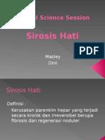 Css - Sirosis Hepatis