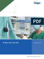 C FabiusPlus Es- Maquina de anestesia