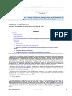 Orden de 11 de Febrero de 2004 Procedimiento de Coordinacion