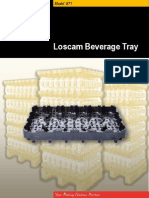 Loscam Beverage Tray