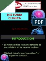Semana 1historia Clinica 7 Ciclo