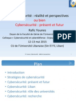 Presentation Cybersecurite (French)