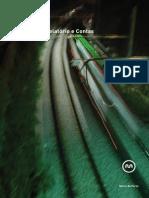 Relatório e Contas Metro Do Porto 2003