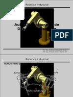 Aula 08 - Robótica Industrial