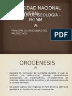 Paleozoico en Sudamerica