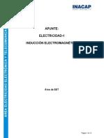 Inducción Electromagnetica