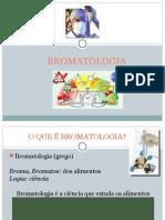 Introdução a Bromatologia