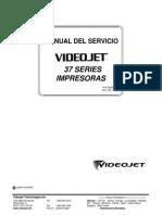 Manual Videojet Excel 37