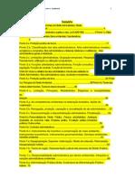Apostila concurso MPF - Administrativo e Ambiental