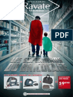 """Du 3 au 20 juin 2015 catalogue Ravate """"Les Superheros du Bricolage"""""""