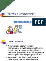 10. SINTESIS NITROBENZEN