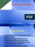 11. Sintesis Asam Sulfanilat
