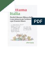 3 -Domenico Finiguerra, Sblocca Inceneritori