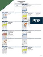 College Calendar 2015-DIPLOMA (Sem2-6)
