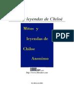 Mitos Y Leyendas De Chiloe