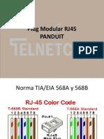 Category 6A UTP Modular Plug PANDUIT
