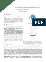 Informe 2 Fisica Experimental