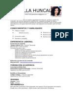 Isabella Huncal Redacción y Contenido