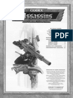 Wh40k - 3rd Edition - Codex Assassins
