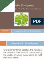 Desarrollo Sustentable (Dorimar Morales)