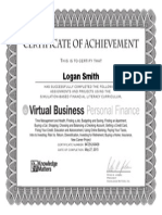 virtual business certificate