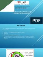II Origen y Caracteristicas de Los Depositos de Suelos