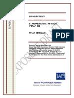 ED SPA 550 - Pihak Berelasi
