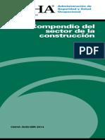 Compendio Del Sector de La Construcción