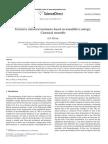 Extensive Statistical Mechanics Based on Nonadditive Entropy- Canonical Ensemble