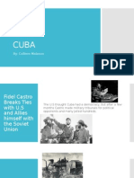 cuba past and present