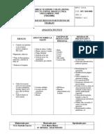 Análisis de Riesgo - Analista Técnico